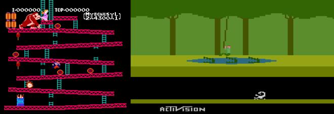 DonkeyKong-Nintendo-Pitfall-Atari