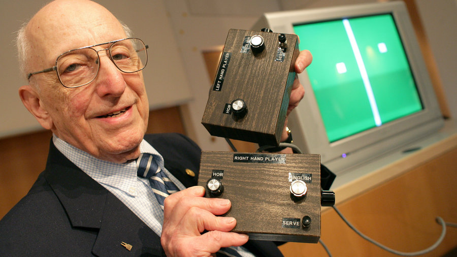 Ralph Baer Brown Box (credits to NPR)